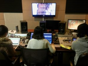 Dubbing & localisation services, sound recording, casting, Chinese voice over